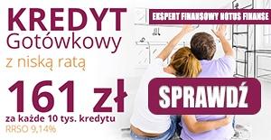 Kredyty gotówkowe Notus Finanse Katowice